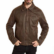 Excelled Leather Softshell Jacket