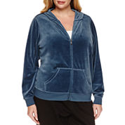 Made For Life Fleece Jacket-Plus