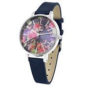 Boys Blue Strap Watch-Cta3163jc