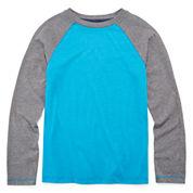 Arizona Boys Long Sleeve T-Shirt-Big Kid