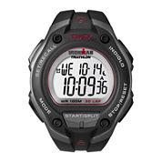 Timex® Ironman Mens Black Resin Strap 30-Lap Watch T5K4179J