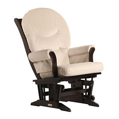 Dutailier® Ultramotion Multi-Position Sleigh Glider - Light Beige