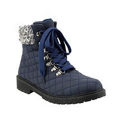 Olivia Miller Suthphin Womens Work Boots