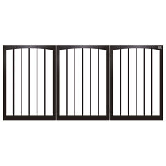Animal Planet Folding Wood Pet Gate