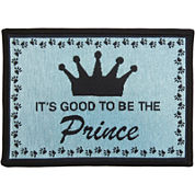 PB Paws by Park B. Smith® Prince Tapestry Pet Mat