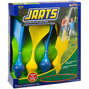 Poof Jarts Lawn Darts 6-pc. Target Toss Set