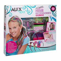 Alex Toys Ultimate Hair Accessories Salon Beauty Toy