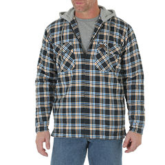 Wrangler/Riggs Workwear® Hooded Flannel Jacket