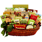 Alder Creek Grand Traditions Sweet and Savory Gift Basket