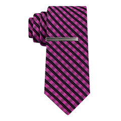 JFerrar Formal Gingham Tie