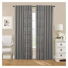 Eclipse Nadya Grommet-Top Valance
