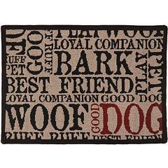 PB Paws by Park B. Smith® Good Dog Tapestry Pet Mat