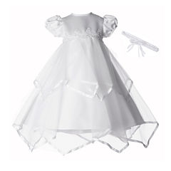 Keepsake® Christening Dress - Baby Girls newborn-12m