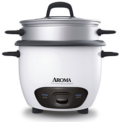 Aroma ARC-747-1NG 14-Cup Rice Cooker and Food Steamer