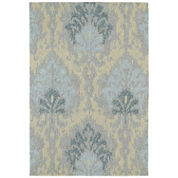 Kaleen Kaleen Habitat Damask Hand Tufted Rectangle Rugs