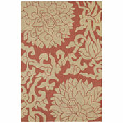 Kaleen Habitat Flower Hand Tufted Rectangle Rugs