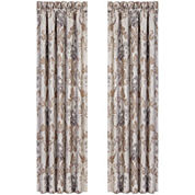 Queen Street® Serena 2-Pack Curtain Panels