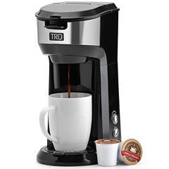 TRU Dual Brew Coffee Maker