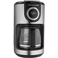 KitchenAid® 12-Cup Glass Carafe Coffee Maker KCM1202