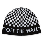 Vans® Checkers Reversible Beanie - Boys 8-20