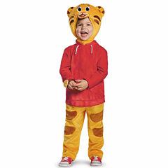Deluxe Toddler Daniel Tiger Costume - S (2T)