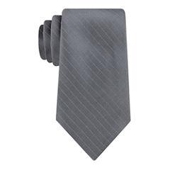 Stafford Simple Glitter Stripe XL Tie