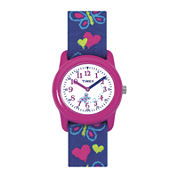Timex® Easy Reader Kids Blue Fabric Strap Watch T890019J