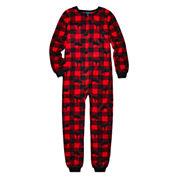 Jelli Fish Kids Boys Long Sleeve One Piece Pajama-Big Kid