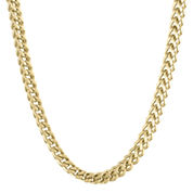 Mens Stainless Steel & Gold-Tone IP 22