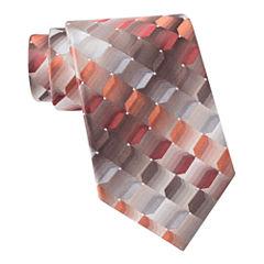 Van Heusen® Shaded Geo Silk Tie