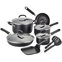 T-fal® Opticook Total 12-pc. Nonstick Cookware Set