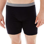 Fruit of the Loom® 3-pk. Premium Cotton Boxer Briefs - Big & Tall