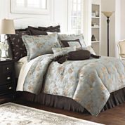 Marquis by Waterford® Cameron 4-pc. Comforter Set & Accessories