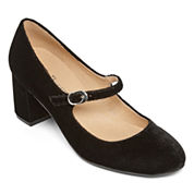CL by Laundry Anslee Womens Mary Jane Shoes