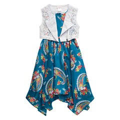 Young Land Jacket Dress Preschool Girls