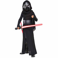 Star Wars:  The Force Awakens - Boys Kylo Ren Deluxe Costume - Small