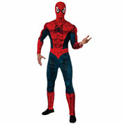 Spiderman Adult Spiderman 2-pc. Dress Up Costume