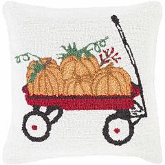 Decor 140 Pumpkin Festival Throw Pillow Cover
