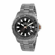 Invicta Mens Gray Bracelet Watch-22410