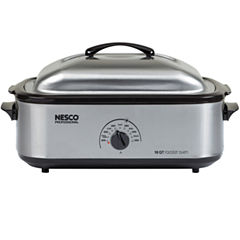 Nesco 4818-25PR Professional 18-Quart Roaster Oven