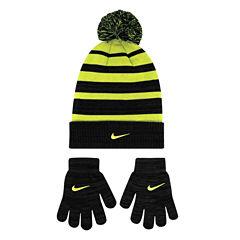 Nike Boys Cold Weather Set-Big Kid
