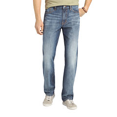 IZOD Relaxed Fit Jeans-Big and Tall
