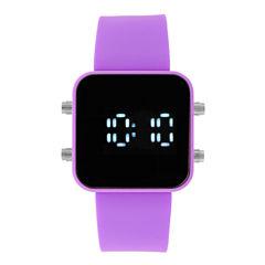 Womens Purple Strap Watch-17677