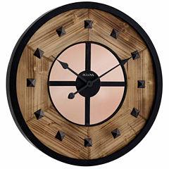 Bulova Murray Hill Wall Clock-C4822