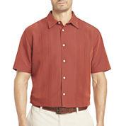Van Heusen® Short-Sleeve Button-Front Shirt