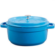 Crock-Pot® 5-qt. Cast Aluminum Dutch Oven