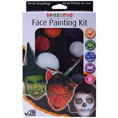 Snazaroo™ Halloween Face Painting Kit