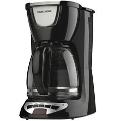 Black+Decker DCM100B 12-Cup Programmable Coffee Maker
