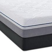 Sealy® Posturepedic® Premier Hybrid Copper Plush - Mattress + Box Spring