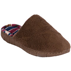 MUK LUKS® Rocker Sole Scuff Slippers